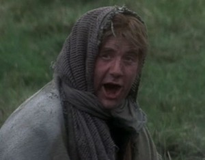 Dennis the Peasant, Monty Python and the Holy Grail