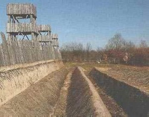 Alesia Fortifications