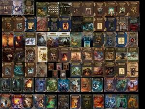 D&D 3.5 Books