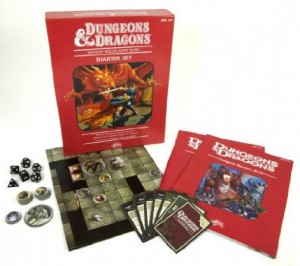 D&D Red Box Set