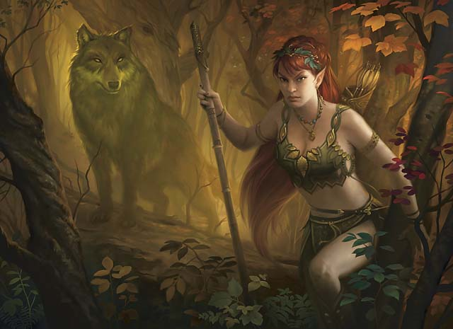 Harken Druid