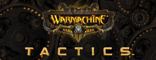Warmachine Tactics logo