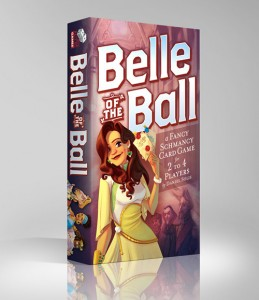 Belle of the Ball, designed by Daniel Solis