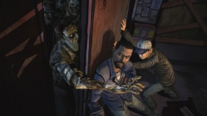 The Walking Dead, by Telltale Games