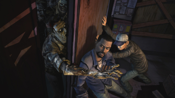 The Walking Dead, by Telltale Games