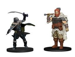 Wizkids D&D miniatures